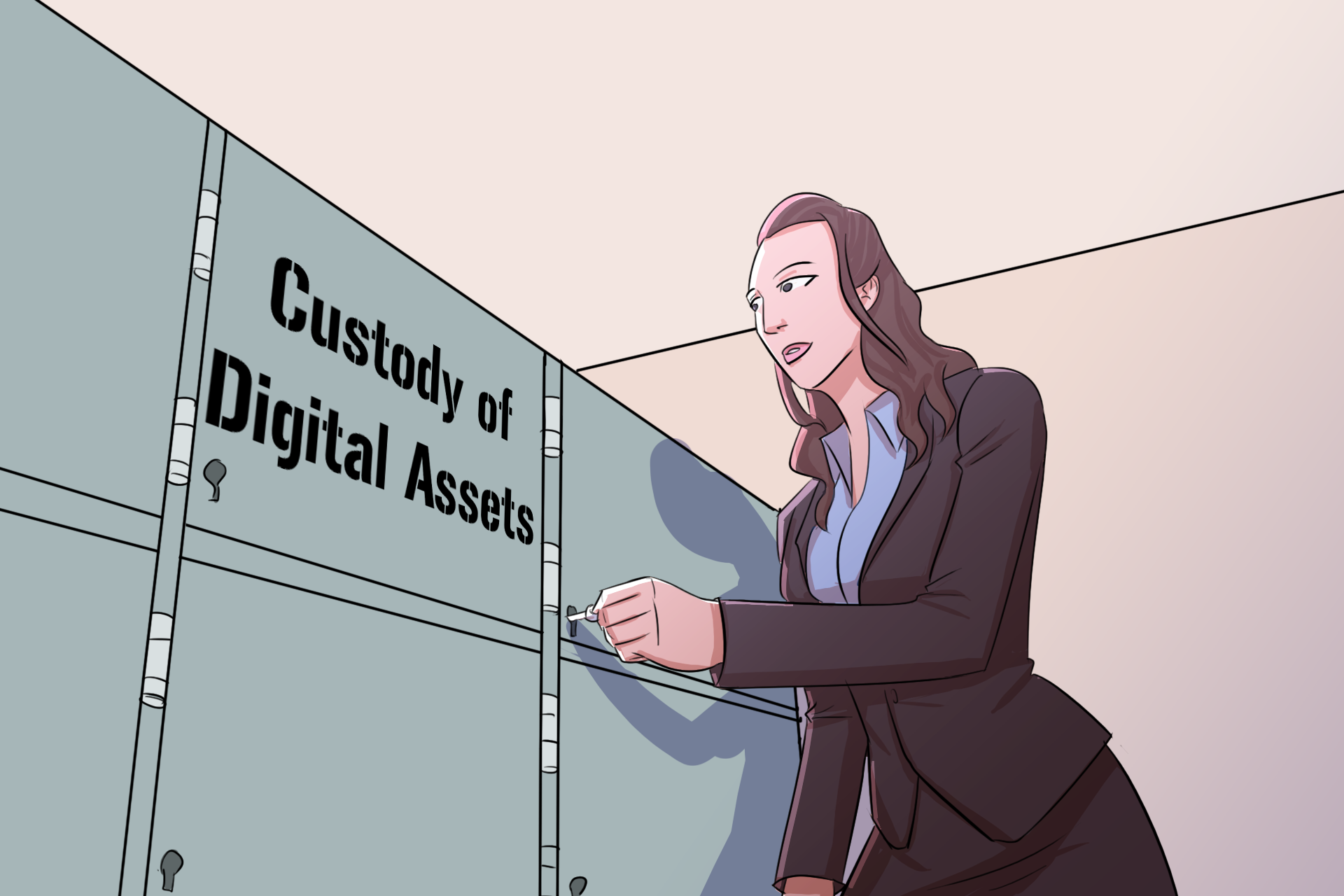 Custody of Digital Assets: How to Treat a New Class of Value