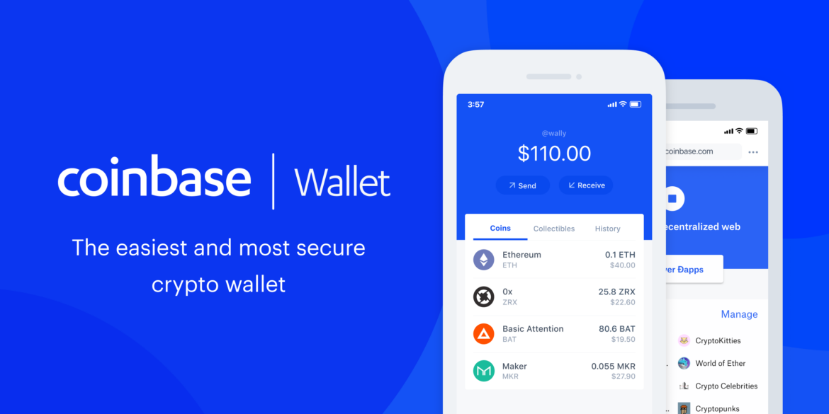 Coinbase Introduces Crypto Purchases with Fiat in its Wallet