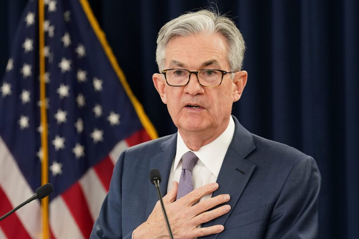 """Jerome Powell: US Fed Approaching CBDC Issuance With """"Great Care"""""""