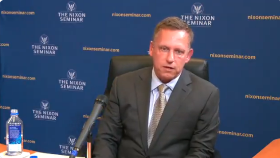 China may be using Bitcoin as 'financial weapon' against U.S., says Peter Thiel
