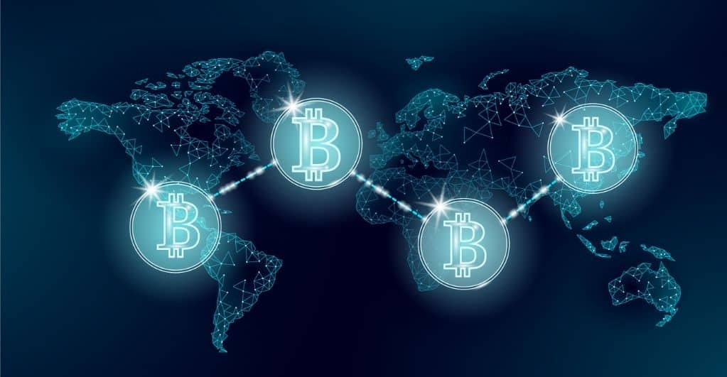Powering The Bitcoin Network
