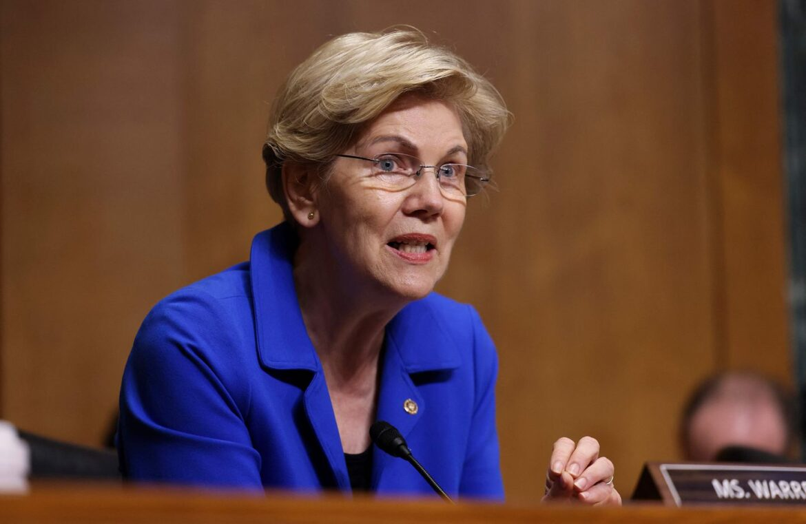 US Senator Warren Sees Benefits of Cryptocurrency but Warns 'a Run on Crypto' May Need Federal Bailout