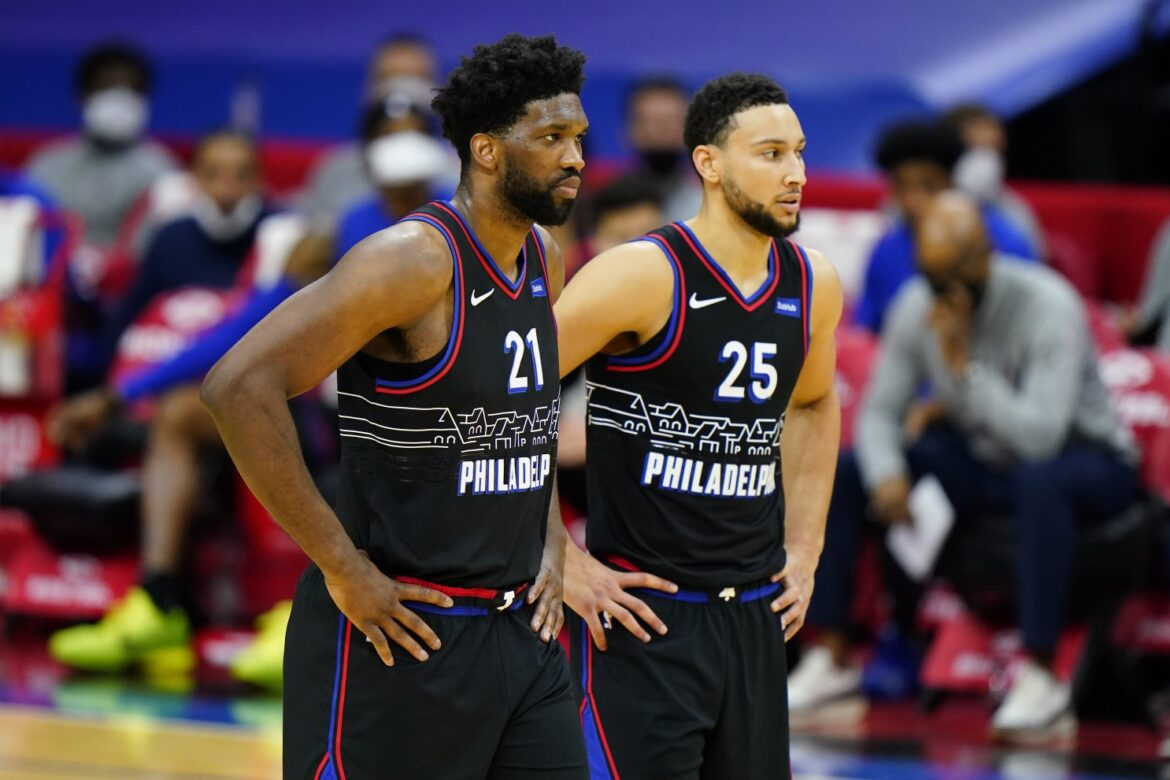 The NBA Sixers Have A New Cryptocurrency Company Patch On Their Jersey