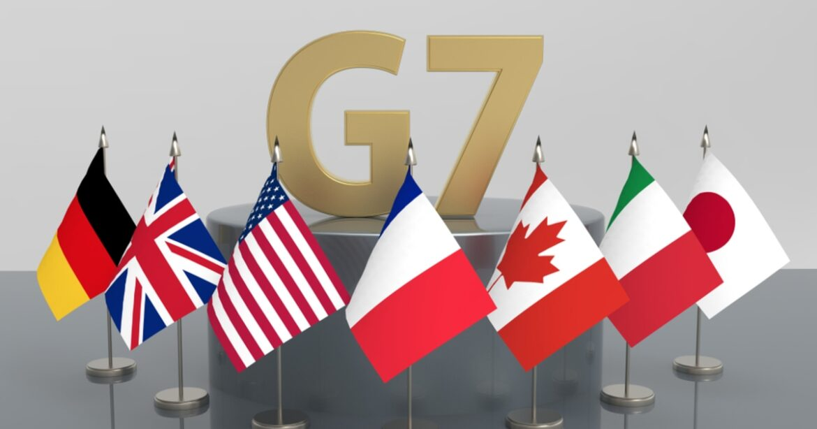 The G-7 Highlights Transparency For Cryptocurrency Principles Draft